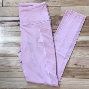 Victoria's Secret Light Pink Leggings